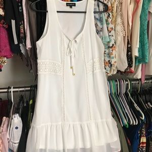 Dresses & Skirts - Cream/off white dress